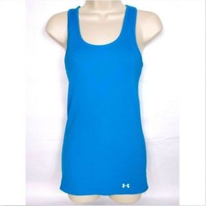 Under Armour Women's Tank Top Small Athletic Blue